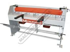 SG-416A Manual Treadle Guillotine 1300 x 1.6mm Mild Steel Shearing Capacity - picture6' - Click to enlarge