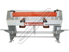 SG-416A Manual Treadle Guillotine 1300 x 1.6mm Mild Steel Shearing Capacity - picture2' - Click to enlarge