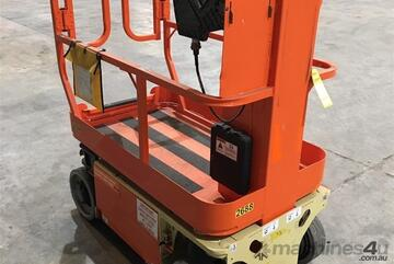 JLG 1230ES - Narrow One Man Lift - 2 Years 8 Months of Compliance