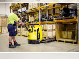 Battery Electric Pallet Jack - picture1' - Click to enlarge