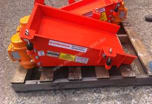 Vibrating Feeder 400 mm x 600 mm feed pan