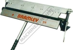 2F Manual Panbrake Folder 610 x 1.2mm Mild Steel Bending Capacity
