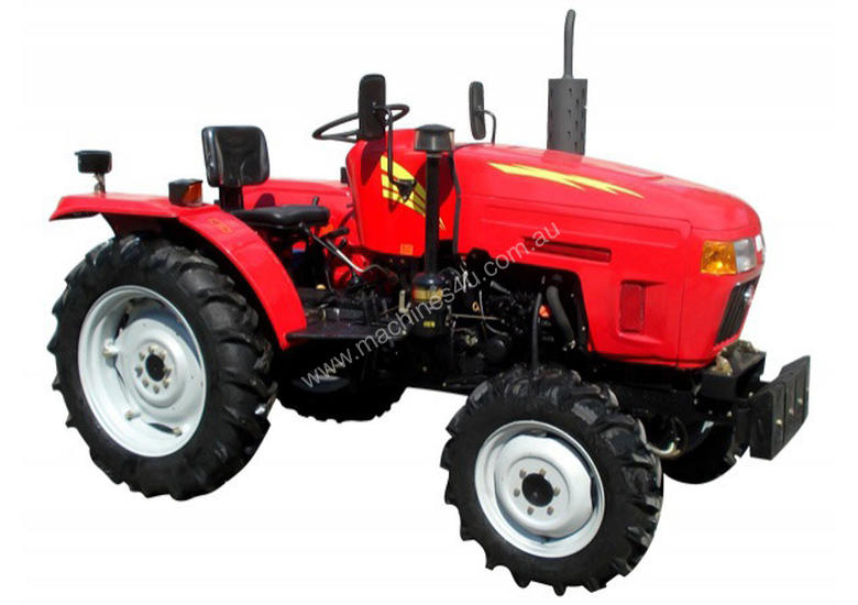 4WD 24HP Tractor