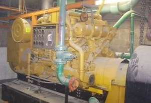 G3508 Generator gas powered 1000 KVA