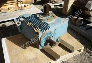 Radicon Worm Overdriven Gearbox