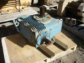 Worm Overdriven Gearbox - picture0' - Click to enlarge