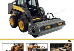 Digga Compaction Roller