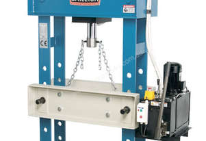 BAILEIGH USA - 60Ton Hydraulic Workshop Press