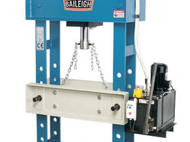 BAILEIGH USA - 60Ton Hydraulic Workshop Press - picture0' - Click to enlarge