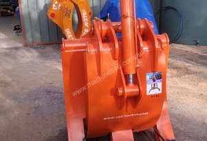 Grab Grapple SEC 12 Ton 5 Finger Manual Grab GR84
