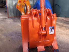 Grab Grapple SEC 12 Ton 5 Finger Manual Grab GR84 - picture0' - Click to enlarge