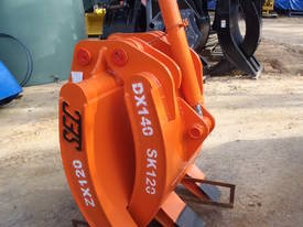 Grab Grapple SEC 12 Ton 5 Finger Manual Grab GR84 - picture1' - Click to enlarge
