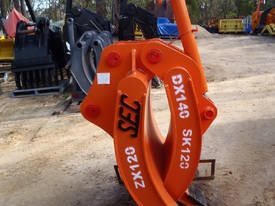 Grab Grapple SEC 12 Ton 5 Finger Manual Grab GR84 - picture2' - Click to enlarge