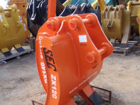 Grab Grapple SEC 12 Ton 5 Finger Manual Grab GR84 - picture5' - Click to enlarge