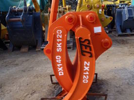 Grab Grapple SEC 12 Ton 5 Finger Manual Grab GR84 - picture6' - Click to enlarge