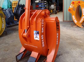 Grab Grapple SEC 12 Ton 5 Finger Manual Grab GR84 - picture7' - Click to enlarge