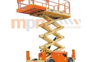 Mpm   26ft Diesel Scissor Lift