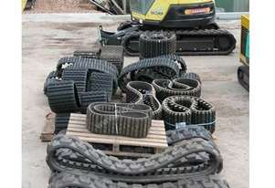 ASV, CAT, TEREX Rubber Tracks