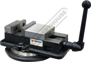 VA-5 Vertex Anglock Machine Vice 127mm Jaw Width 110mm Jaw Opening