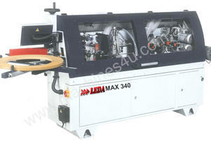 MAX340, COMPACT efficient Hot melt Edgebander