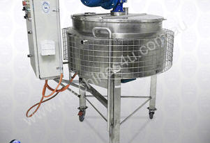 Jacketed Electrically-Heated Tank 200L