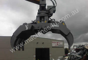 EMBREY HDR80R Hydraulic Rotary Grapple