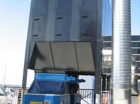 Dust Extraction Reverse Flow Filter Unit ASF6DHLK. Up to 60,000 m3/hr - picture2' - Click to enlarge