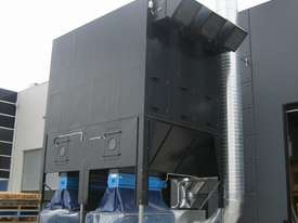 Dust Extraction Reverse Flow Filter Unit ASF6DHLK. Up to 60,000 m3/hr - picture3' - Click to enlarge