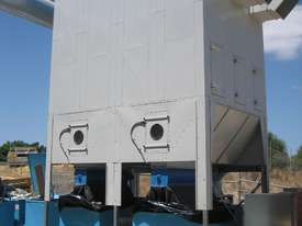 Dust Extraction Reverse Flow Filter Unit ASF6DHLK. Up to 60,000 m3/hr - picture1' - Click to enlarge