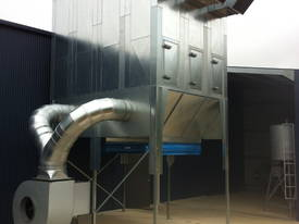 Dust Extraction Reverse Flow Filter Unit ASF6DHLK. Up to 60,000 m3/hr - picture0' - Click to enlarge