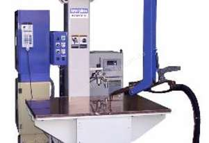 Aluminium  Table Spot Welding Machine