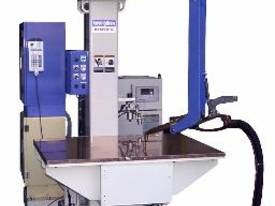 Aluminium  Table Spot Welding Machine - picture0' - Click to enlarge