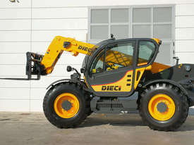 DIECI ZEUS 35.10 TELEHANDLER FOR HIRE - picture2' - Click to enlarge