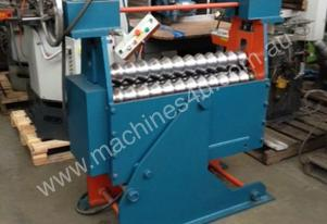 Aus Roll - Powered Corrugated Curving Rolls