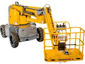 Haulotte HA 120 PX Knuckle Boom lift - picture2' - Click to enlarge