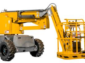 Haulotte HA 120 PX Knuckle Boom lift - picture3' - Click to enlarge