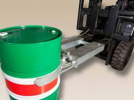 Forklift Drum Lifter - Stock Perth - picture0' - Click to enlarge