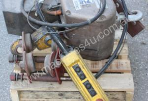 1000KG or 500KG GIS chain hoist