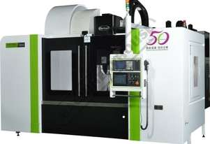 HCMC BT50 CNC Vertical Machining Centre Series Details