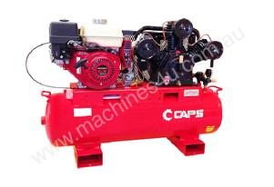 CAPS Petrol Driven Compressor: 14.7cfm
