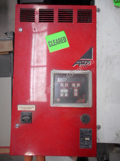 Used 2006 microdrive ue115c variable speed drive in o Ac motor soft start