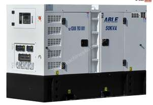 Diesel Generator 55kVA 415V - Cummins Powered