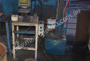 1.1kW 3 phase HYDRAULIC fabricated LETTER PRESS