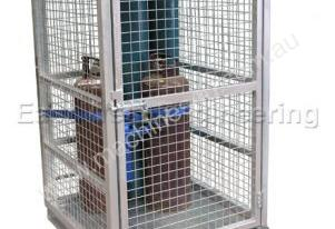 Gas Cylinder Cage Flatpacked  GB-CM2F