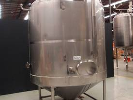 Stainless Steel Jacketed Mixing Capacity 6,500Lt. - picture0' - Click to enlarge