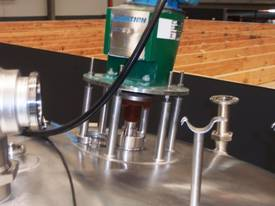 Stainless Steel Jacketed Mixing Capacity 6,500Lt. - picture2' - Click to enlarge