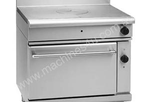 Waldorf 800 Series RN8110GEC - 900mm Gas Target Top Electric Convection Oven Range