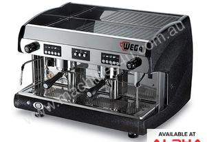 Wega EVD2CPO Polaris Compact 2 Group Automatic Coffee Machine