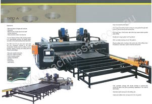 Ficep CNC Drilling & Thermal cutting line