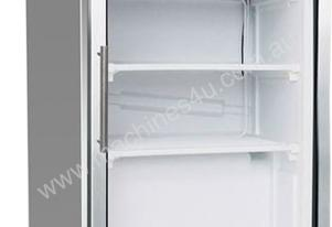 Fed HF200G S/S Display Freezer